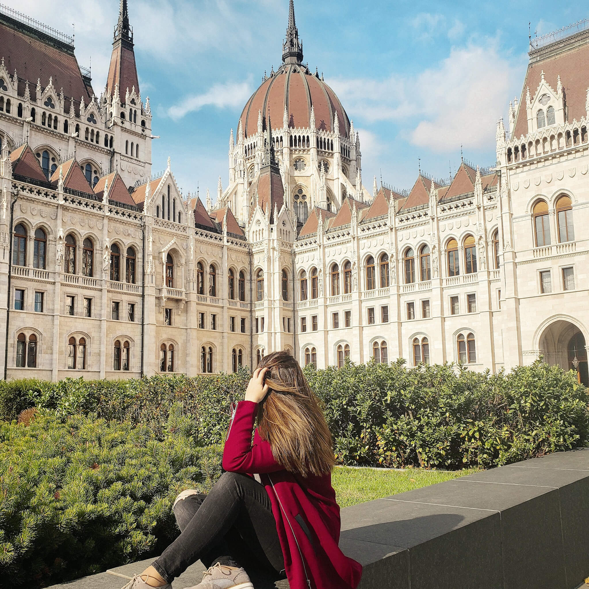Cheap flights from Budapest - under 50€!