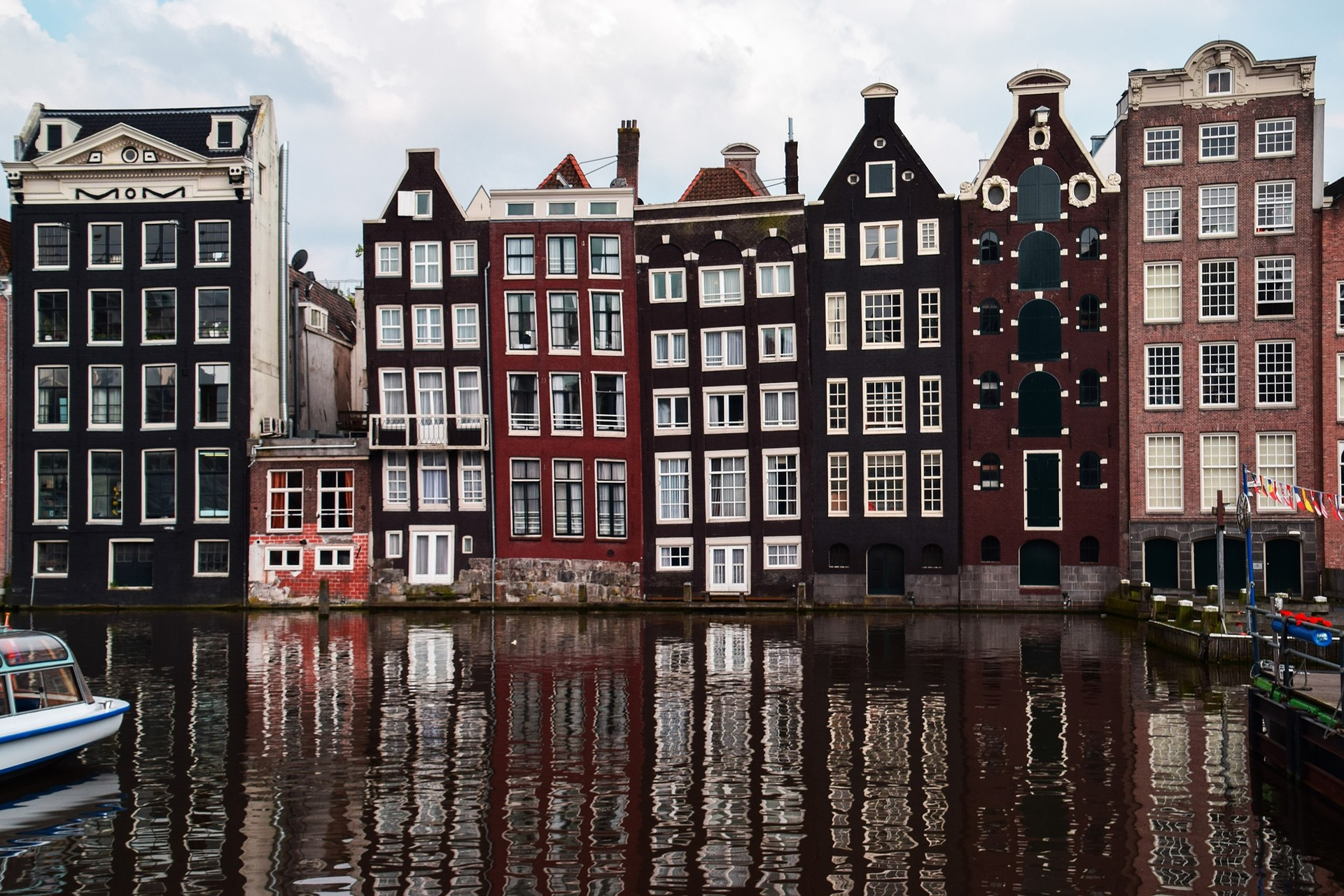 Best hotels/hostels in Amsterdam!